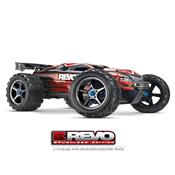 E-Revo 4x4 1/10 Brushless Wireless Télémétrie TSM iD